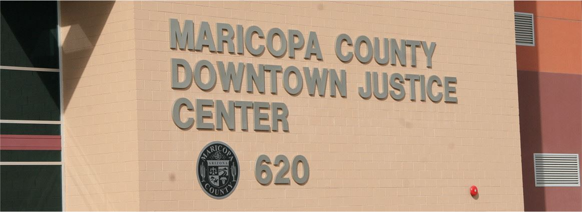 Maricopa County Downtown Justice Center